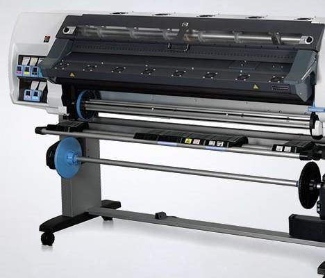 P&M Großformat Druck Latex System