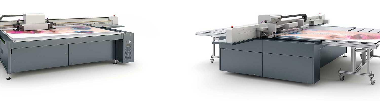 7 Farb UV Direktdruck - Plattendruck - Plattendirektdruck mit Rollenoption und Plattenoption