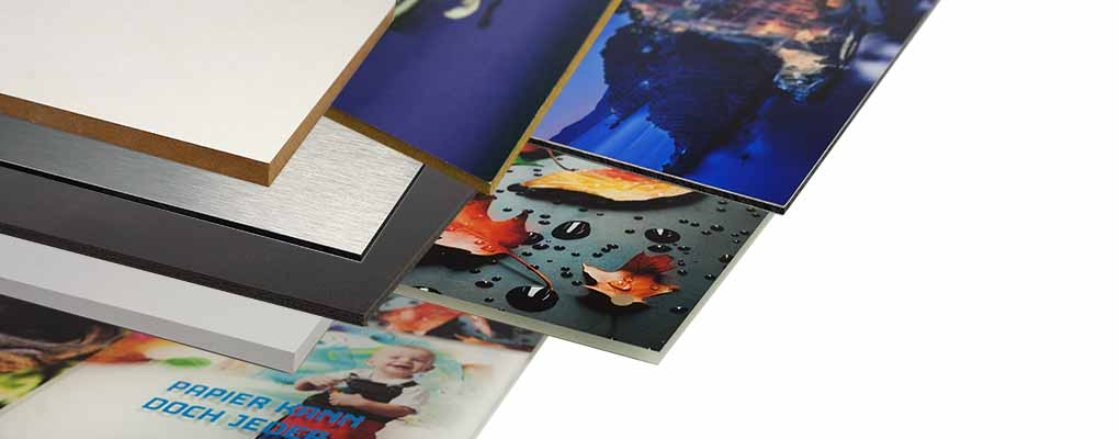 Mein Foto gedruckt auf Acrylglas, Forex, MDF, Echtholz, AluDibond, Aluminium, Plexiglas